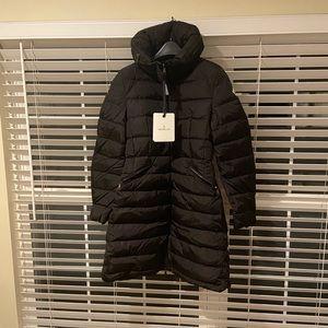 Moncler 'Flammette' Coat